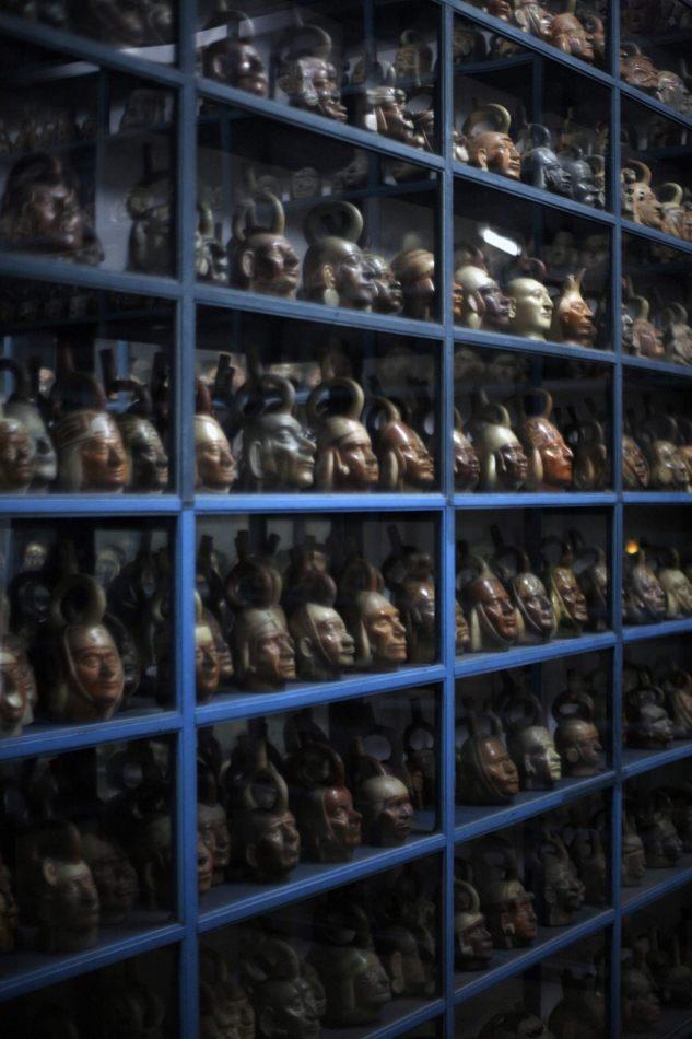 Anthony Ellis Photography: Apus - Heads on Shelves