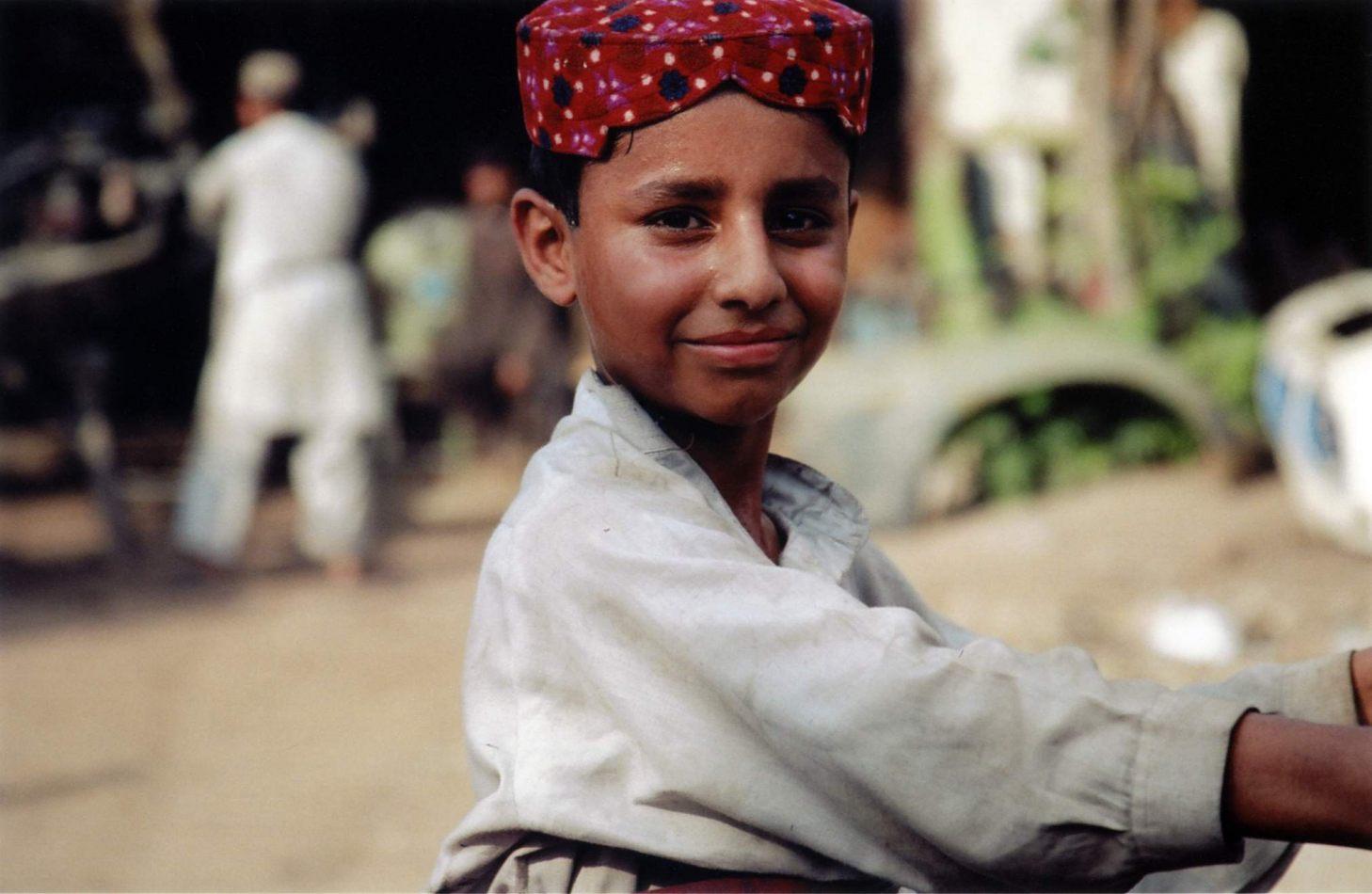 Anthony Ellis Photography: Zindabad - Red Prayer Hat