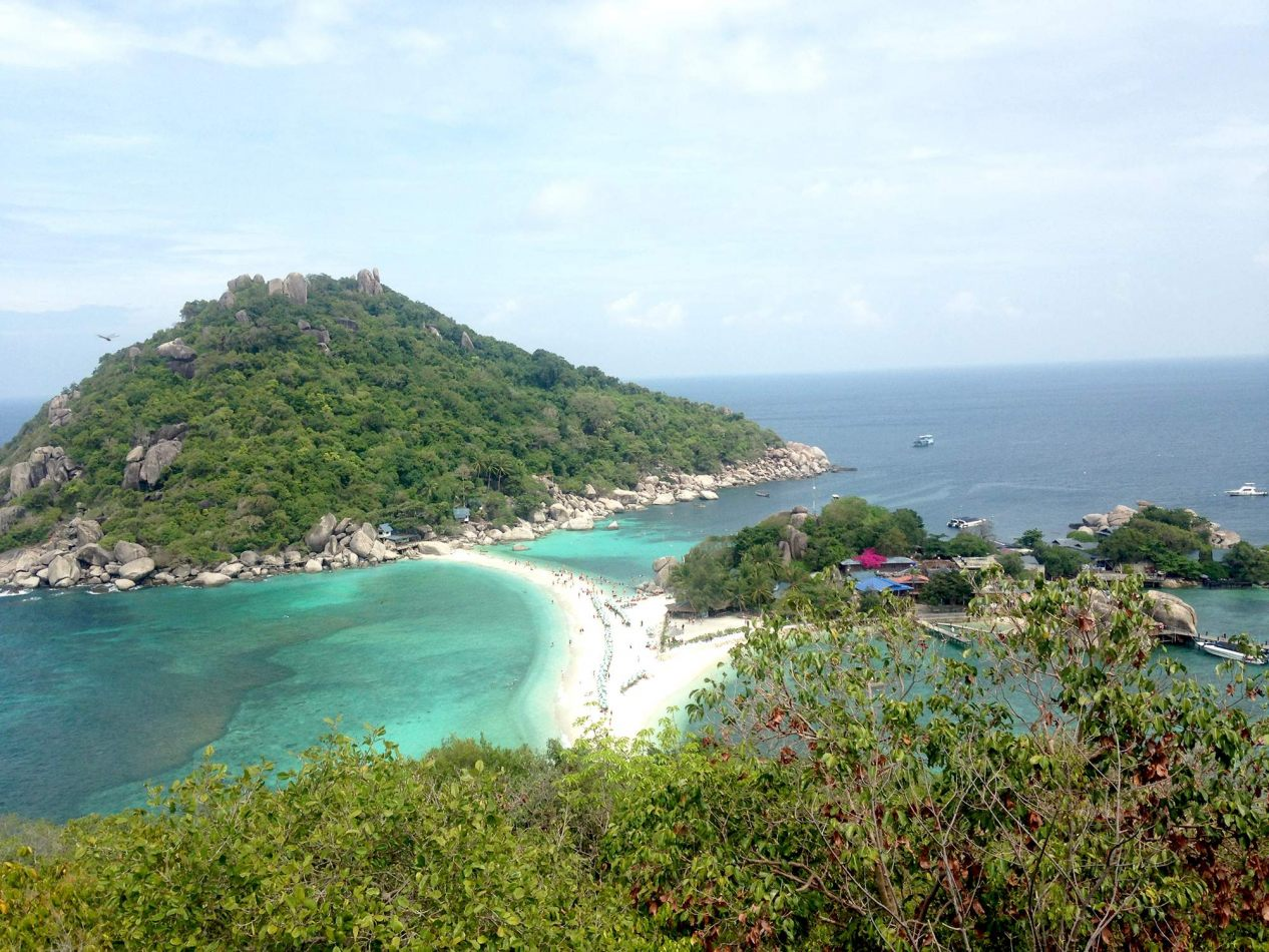 Hibiscus & Nomada : Thailand - Koh Nang Yuan, Koh Tao