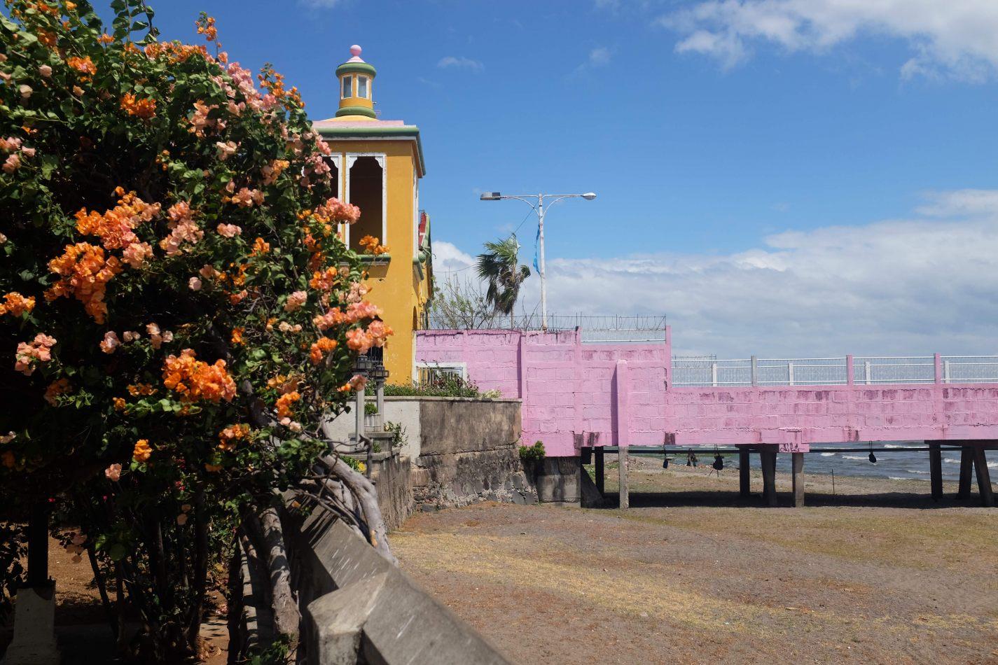 Hibiscus & Nomada : Granada - Lago de Nicaragua