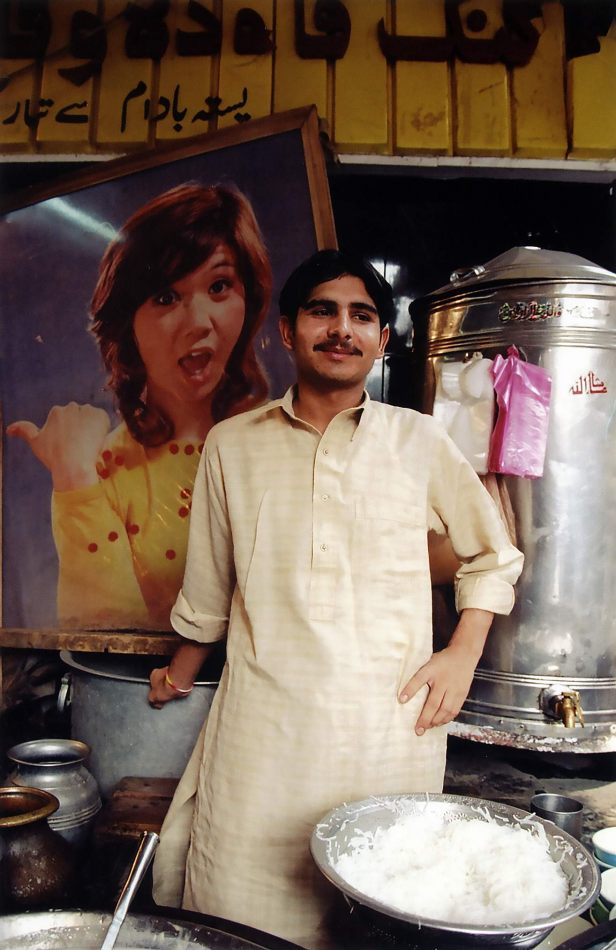 Anthony Ellis Photography: Zindabad - The Noodle Seller
