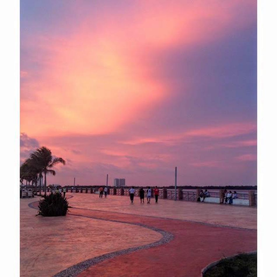 Hibiscus & Nomada : Cancun - Malecon