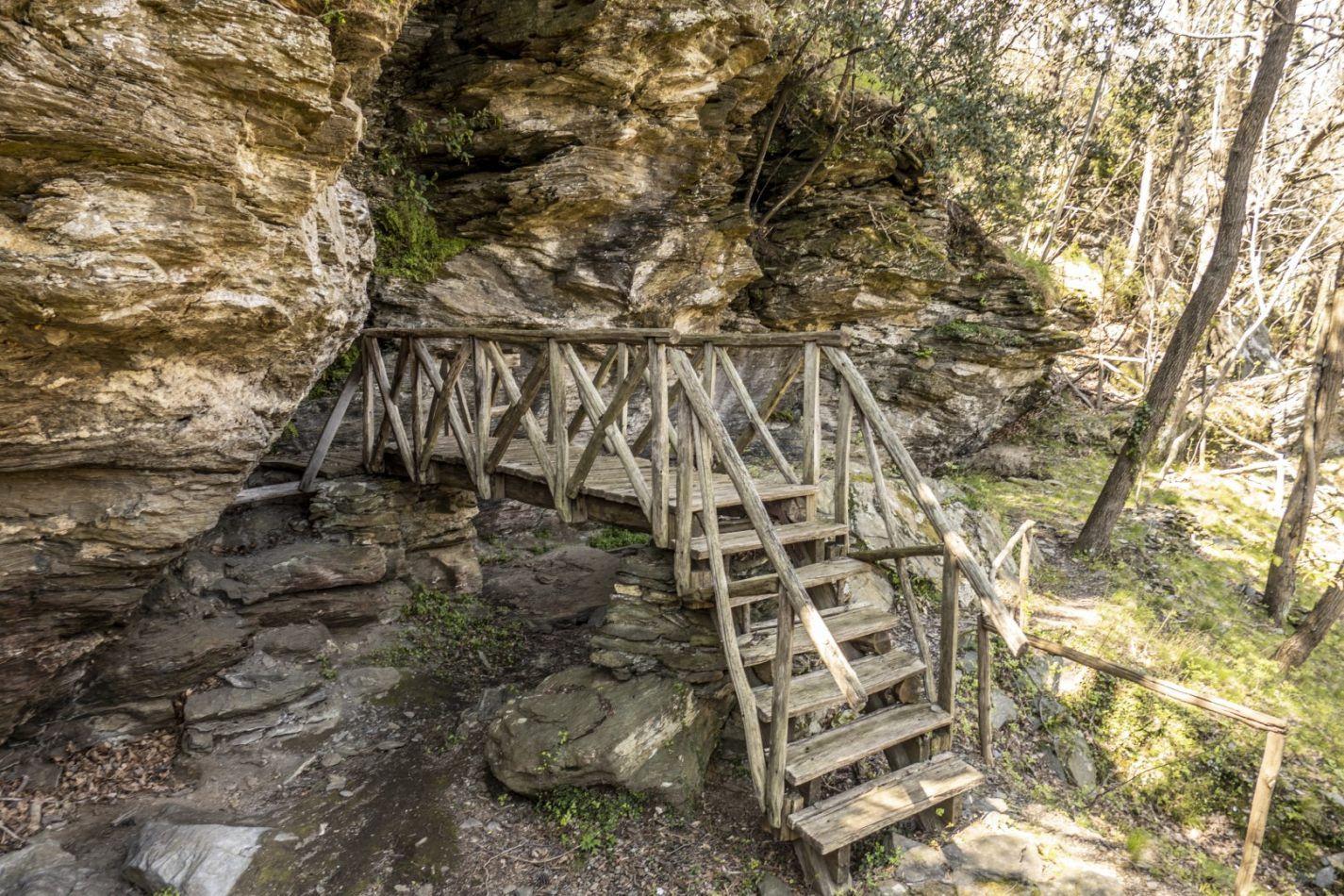 Storvandre: Archaeological trail