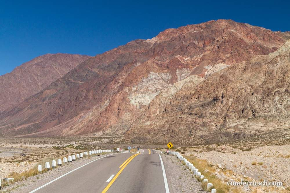 Road to the Andes Argentina