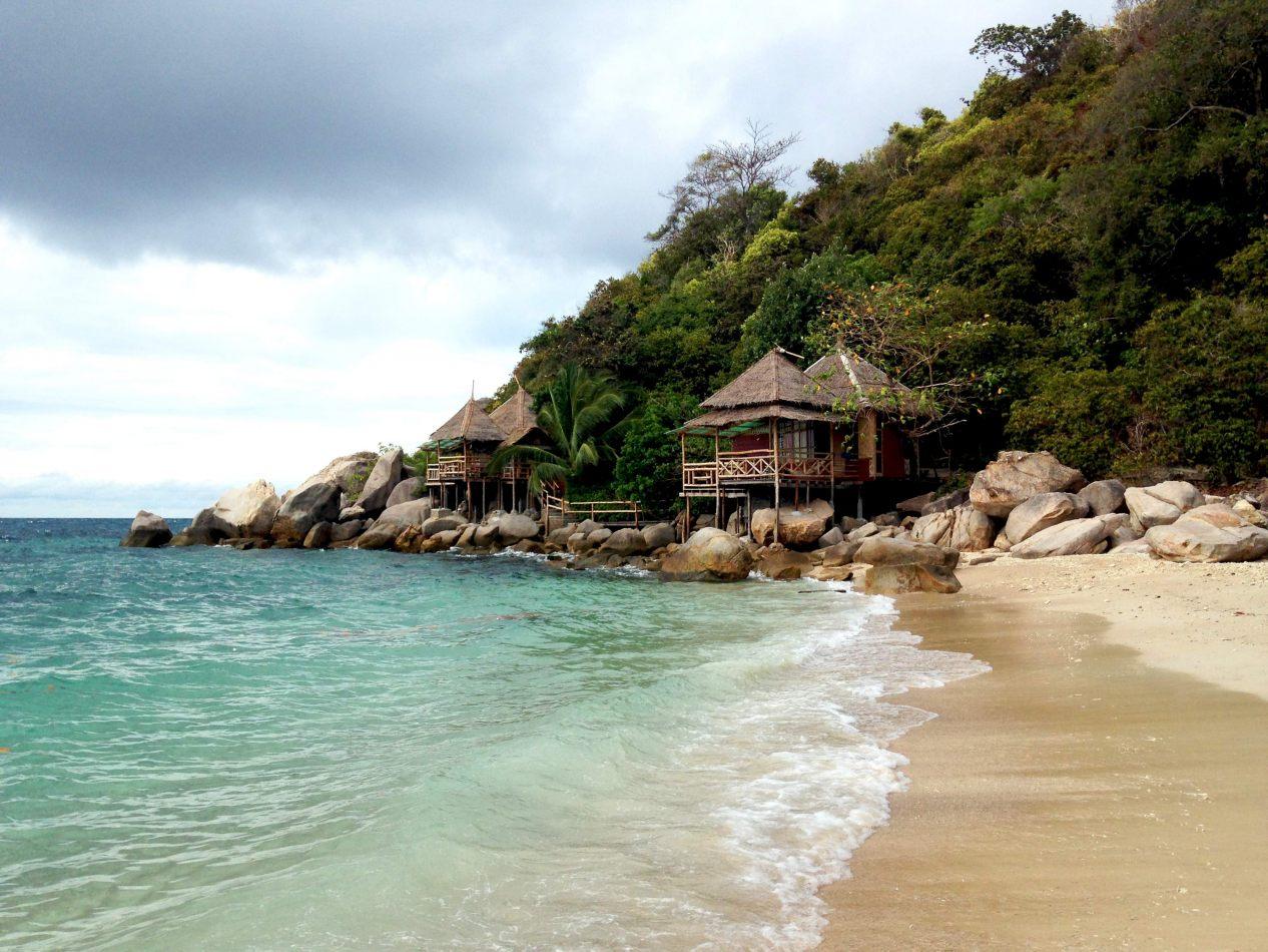 Hibiscus & Nomada : Thailand - Freedom Beach, Koh Tao