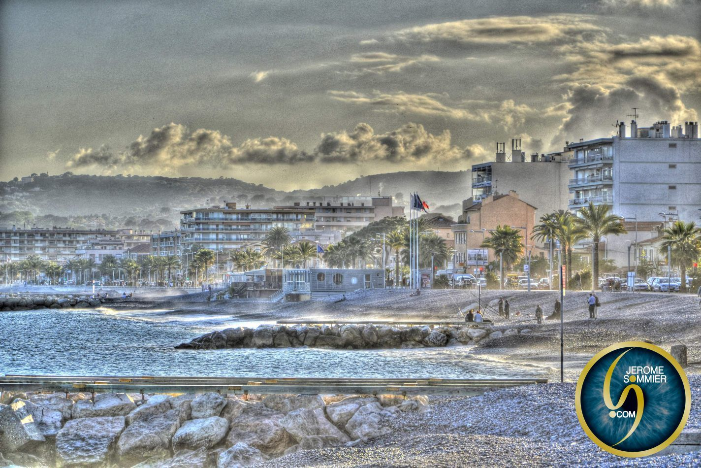 Jerome Sommier Photos - Photo & Graphism: Cagnes sur Mer