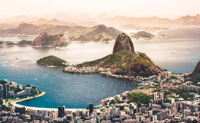 15 day Travel Itinerary in Brazil