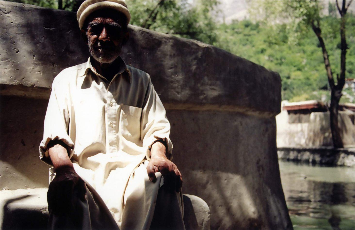 Anthony Ellis Photography: Zindabad - Old Man of Ganesh