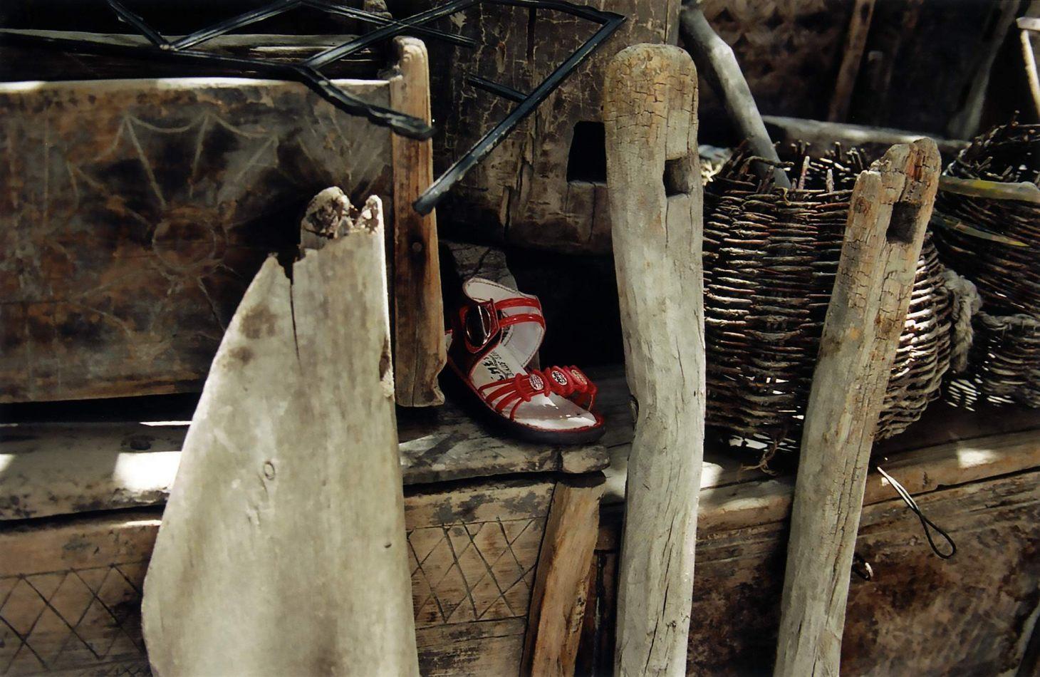 Anthony Ellis Photography: Zindabad - The Red Sandal