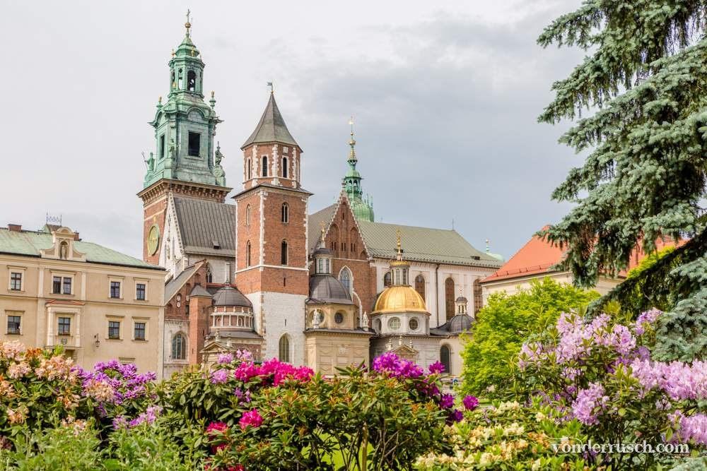 Wawel Cathedral     Kraków Poland