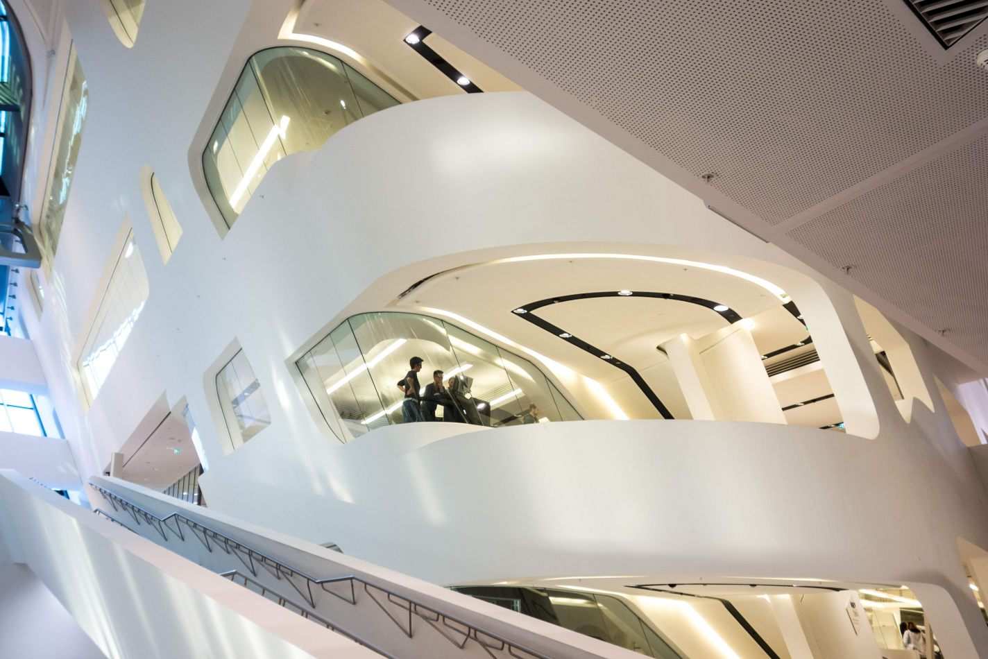 Herbst's portfolio: Vienna - University of Econimics