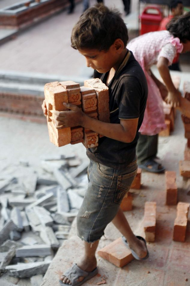 Anthony Ellis Photography: Transition - Child Labour
