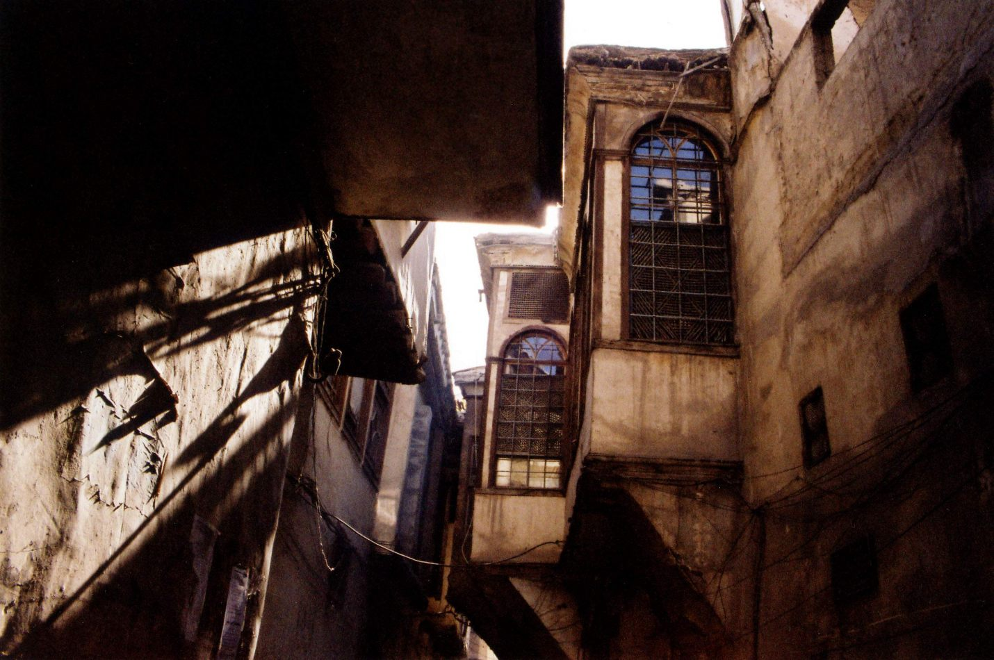 Anthony Ellis Photography: Shadows and Steps - The Road to Damascus