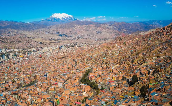 A beginner  �s guide to dealing with some tricky parts of travel in La Paz  Bolivia