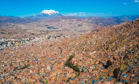 A beginner's guide to dealing with some tricky parts of travel in La Paz, Bolivia