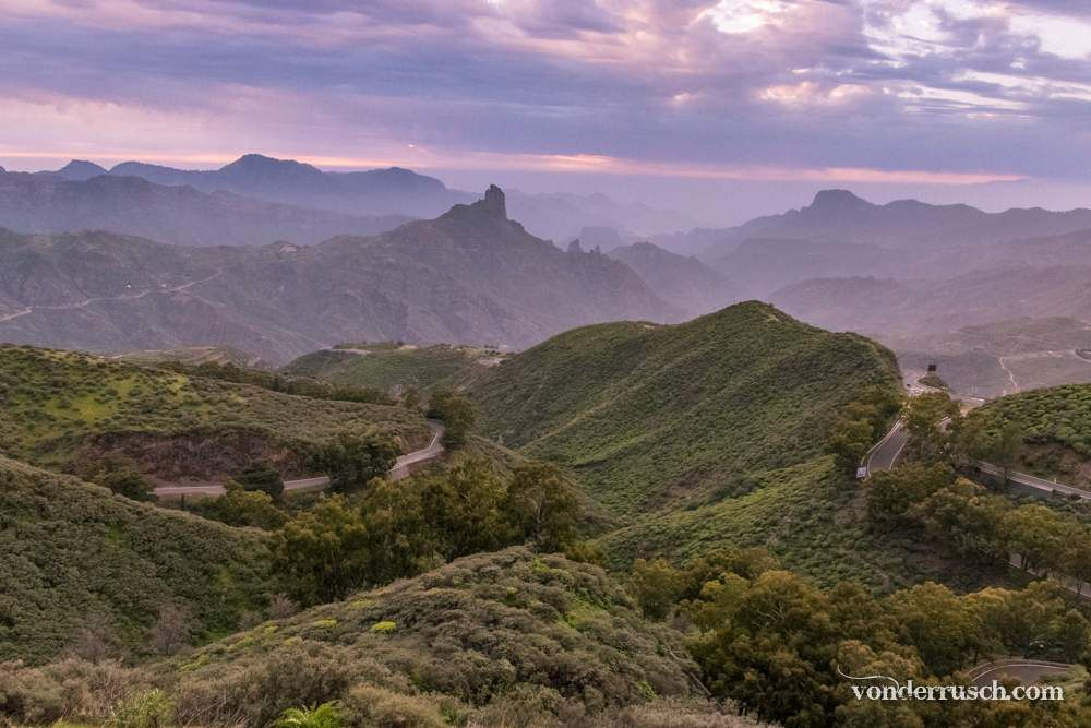 Caldera de Tejeda     Gran Canaria Canary Islands