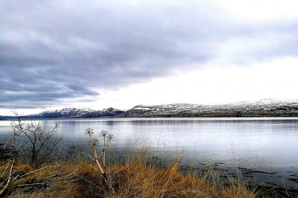 Eyjafj� rdur spring Iceland