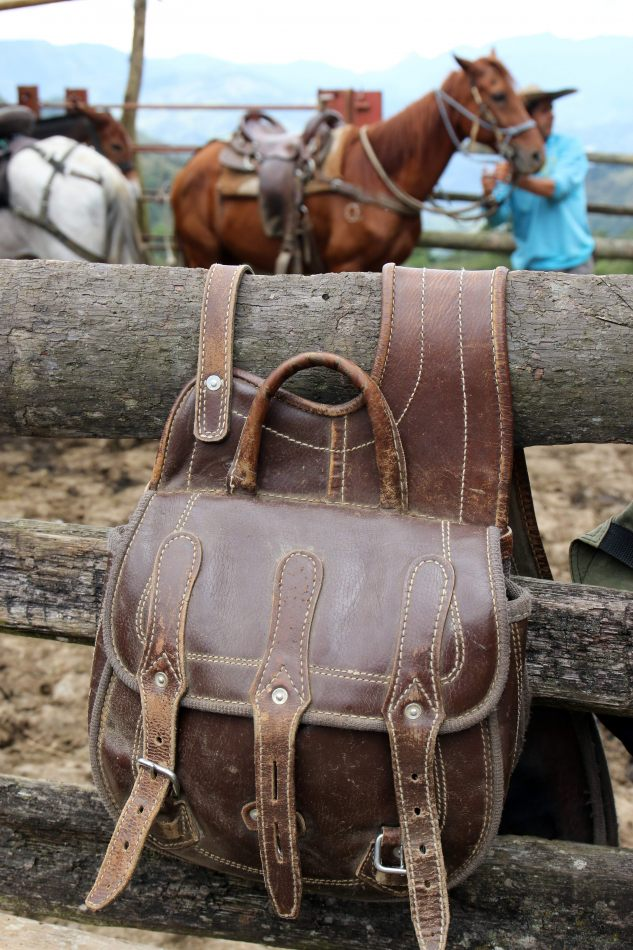 Anthony Ellis Photography: Antes del Refer� ndum - Saddle Bag