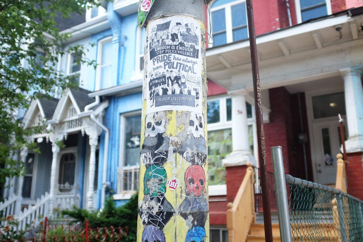 Hibiscus & Nomada : Canada - Kensington Avenue