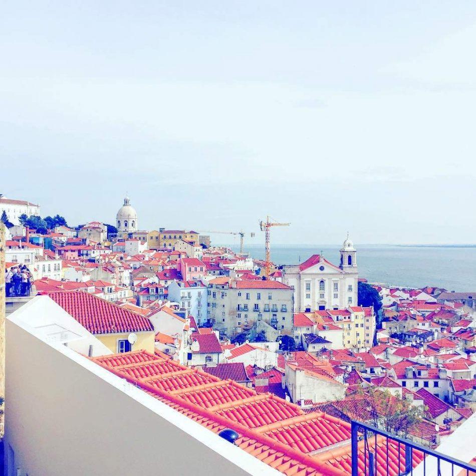 Hibiscus & Nomada : Lisbon - Miradouro Da Nossa Senhora