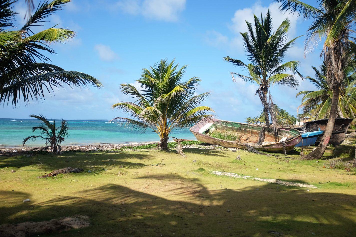 Hibiscus & Nomada : Corn Islands - Big Corn Island, North End