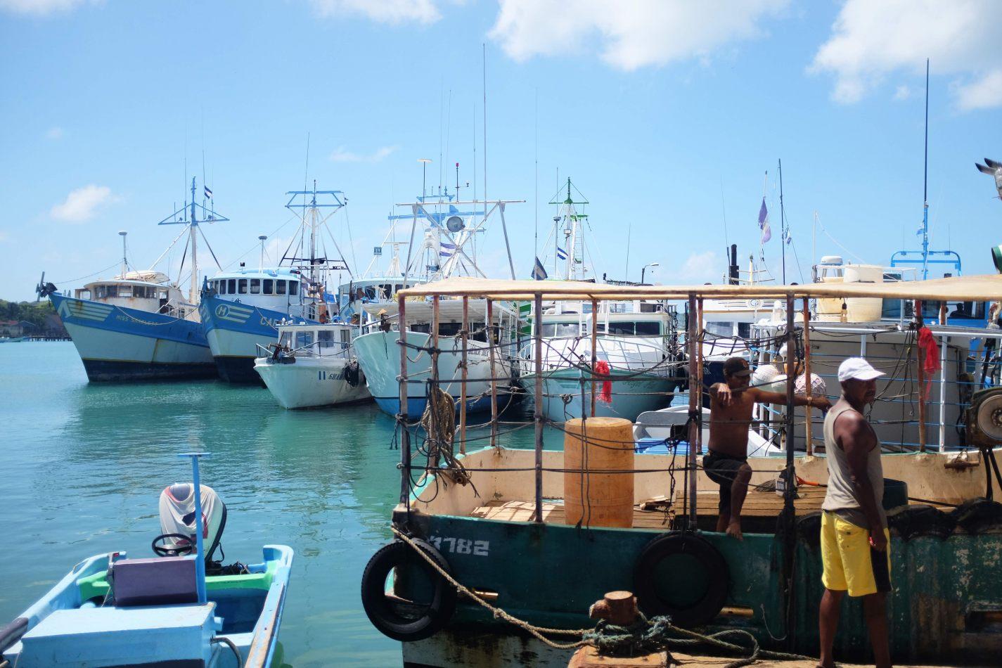 Hibiscus & Nomada : Corn Islands - Ferry Dock Big Corn