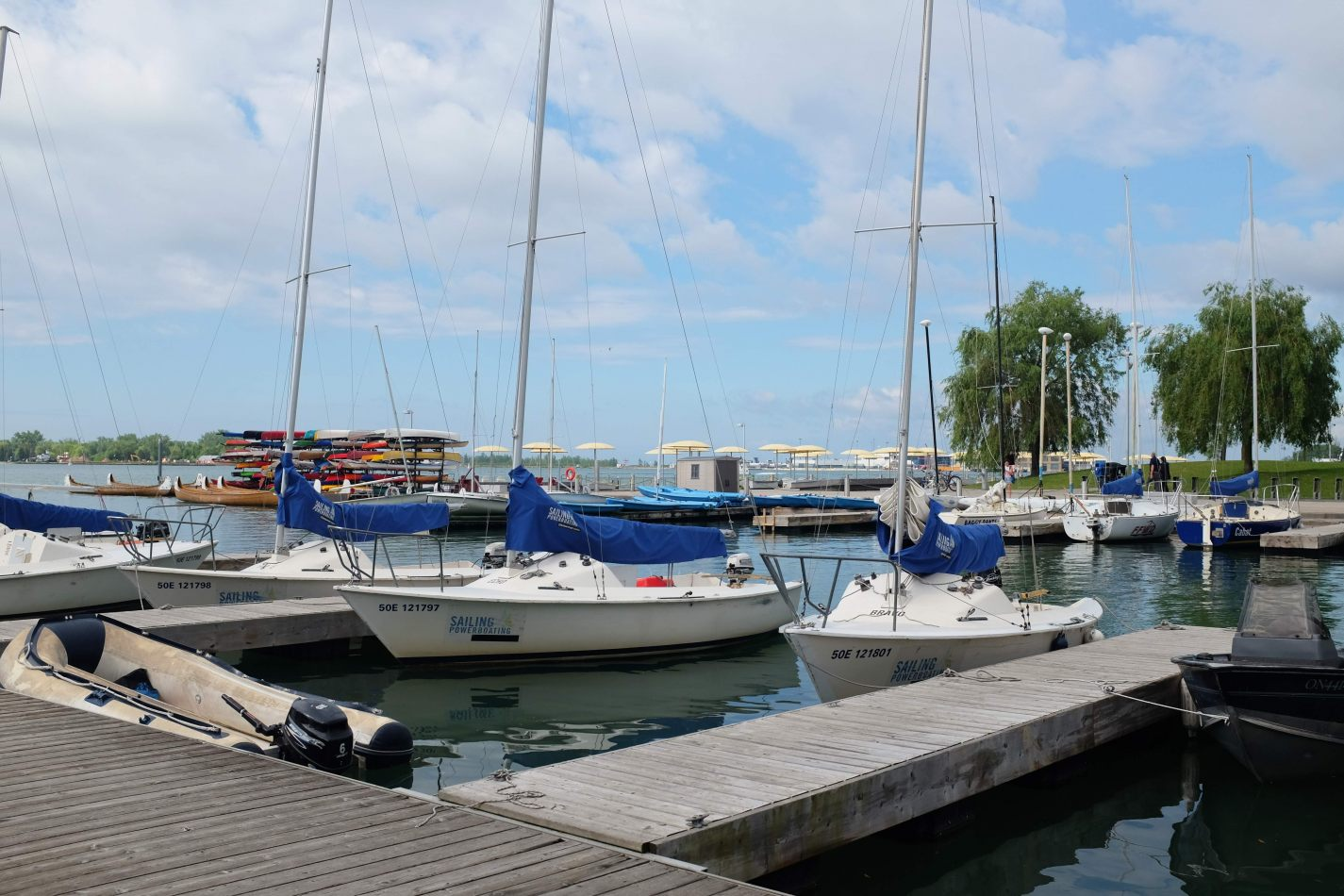 Hibiscus & Nomada : Canada - Waterfront Toronto