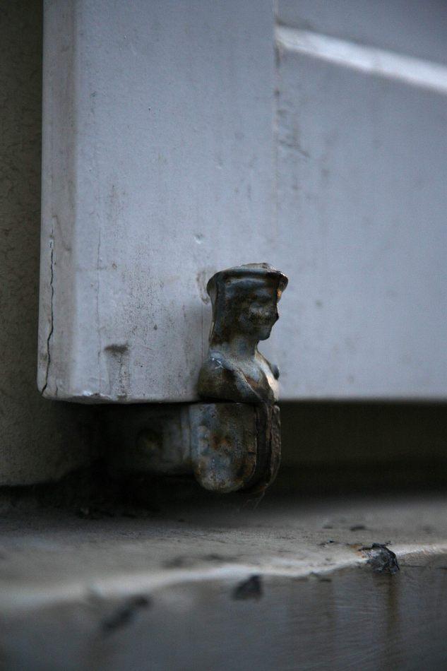 Anthony Ellis Photography: Purgatory - Little Caryatid