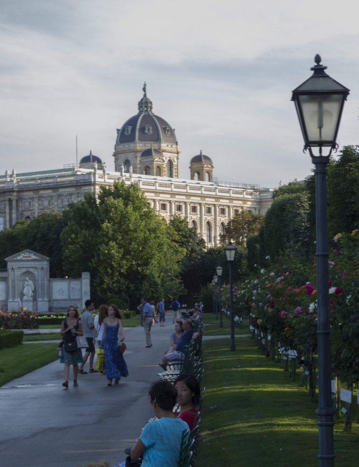 Herbst's portfolio: Vienna - Kunsthistorisches Museum