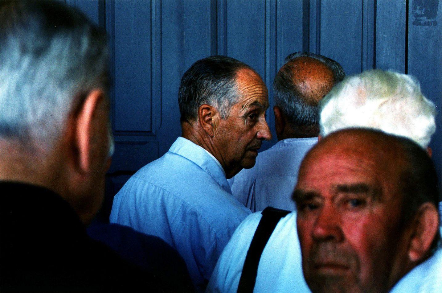 Anthony Ellis Photography: Around the Edges - Old Men Waiting