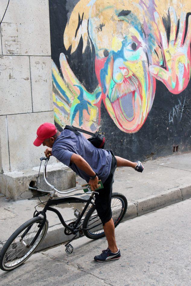 Anthony Ellis Photography: Antes del Refer� ndum - Einstein on a Bike