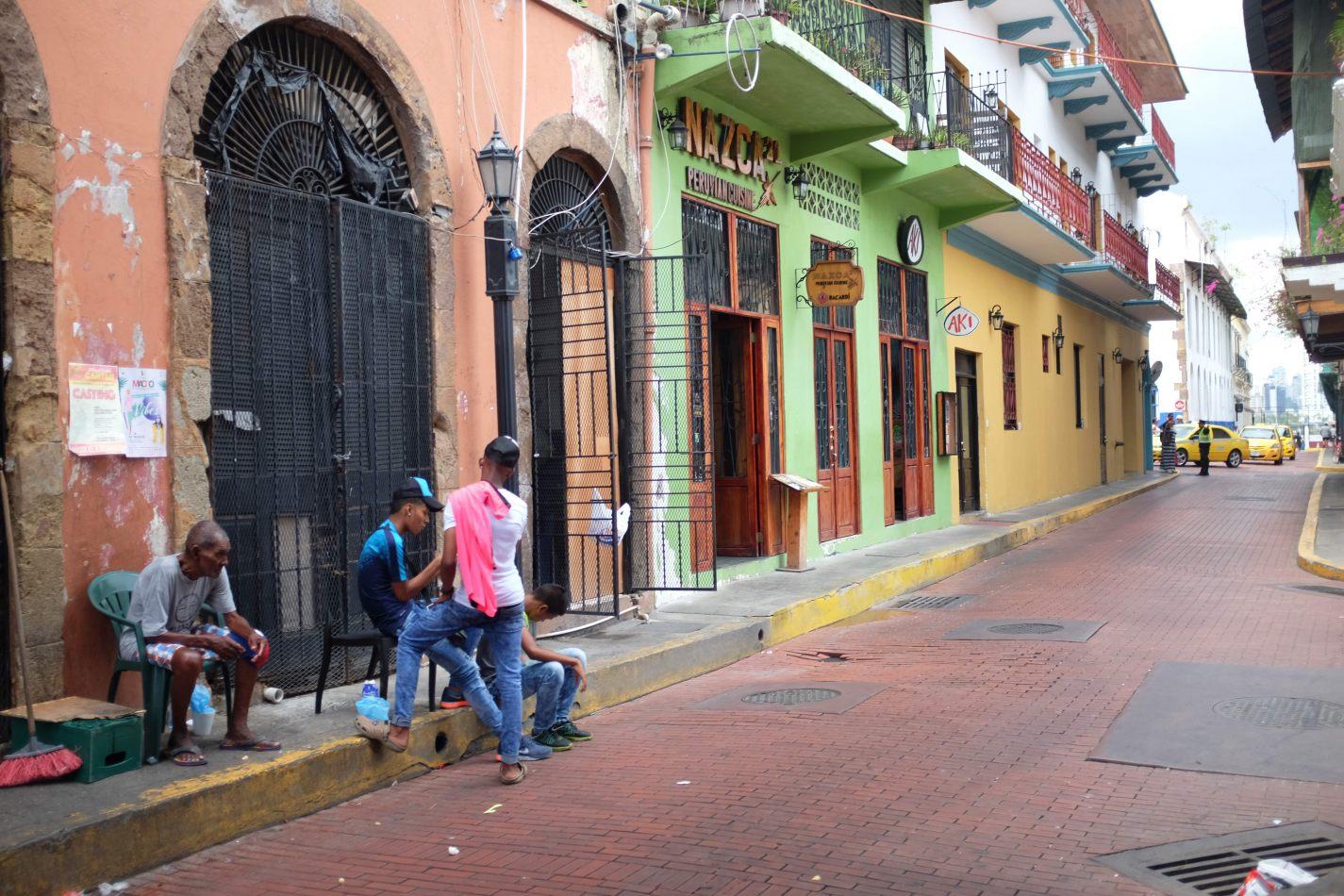 Hibiscus & Nomada : Panama - Casco Viejo