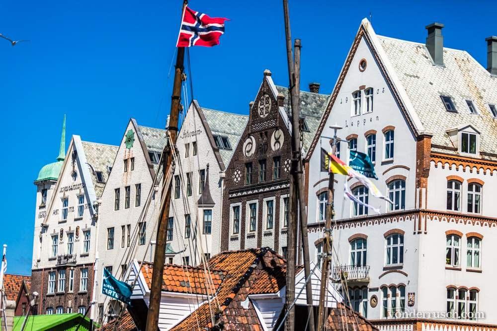 Bergen Havn Norway