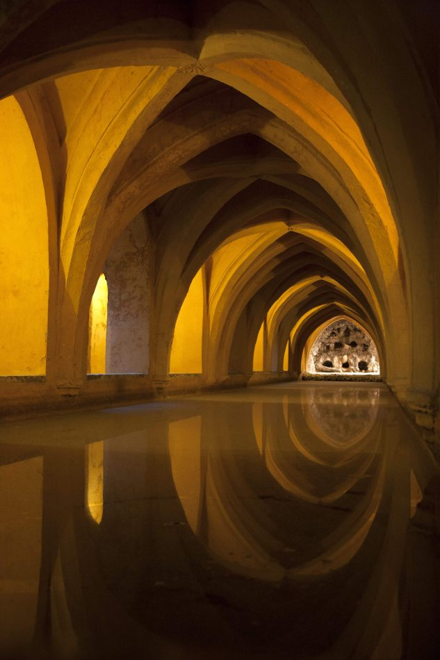 Anthony Ellis Photography: Around the Edges - In the Cellars of the Al-Cazar