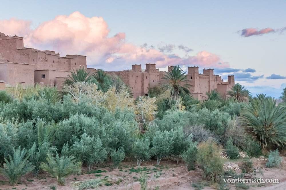 Desert Ksar     A� t Benhaddou Morocco