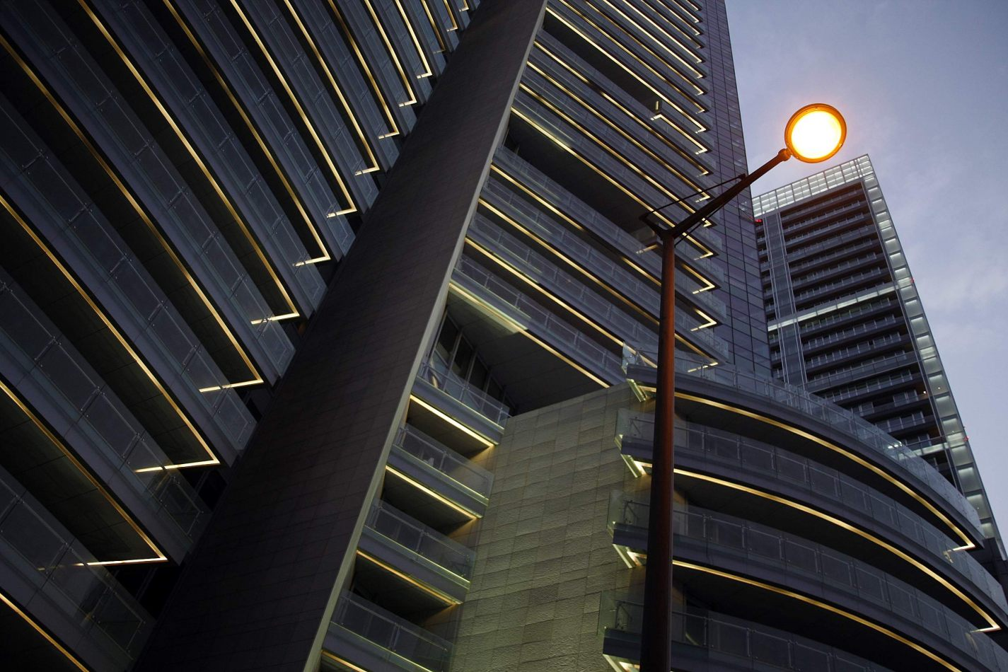 Anthony Ellis Photography: Confessions - New Towers