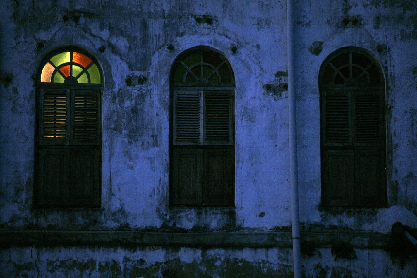Anthony Ellis Photography: Mzungu - Lit Window
