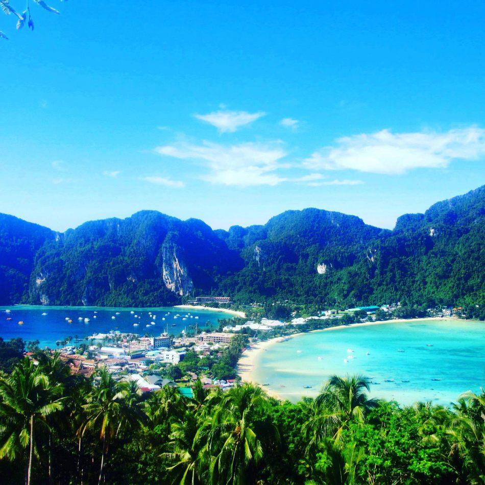 Hibiscus & Nomada : Thailand - Viewpoint 2 Koh Phi Phi