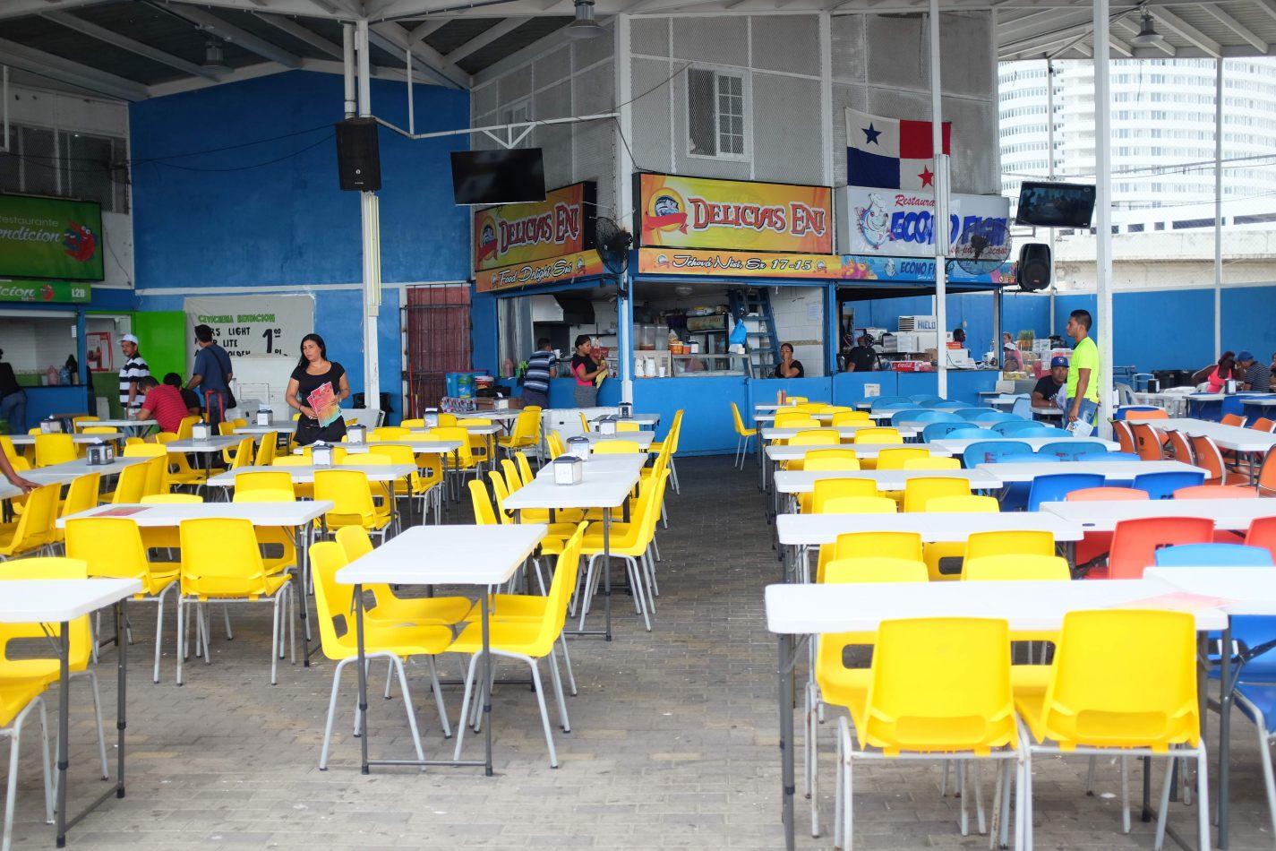 Hibiscus & Nomada : Panama - Mercado de Mariscos