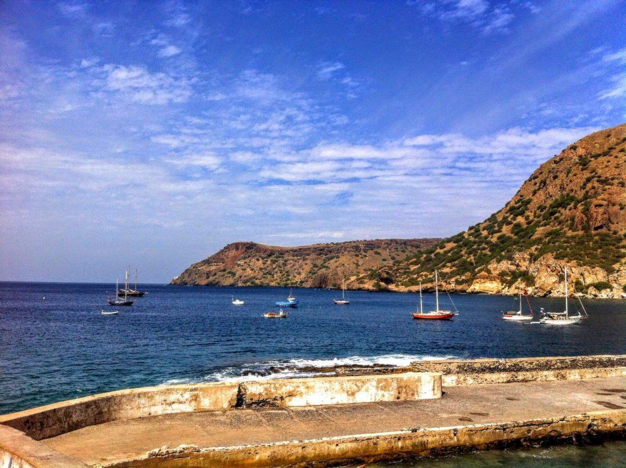 Hibiscus & Nomada : Ivory Coast - Cabo Verde