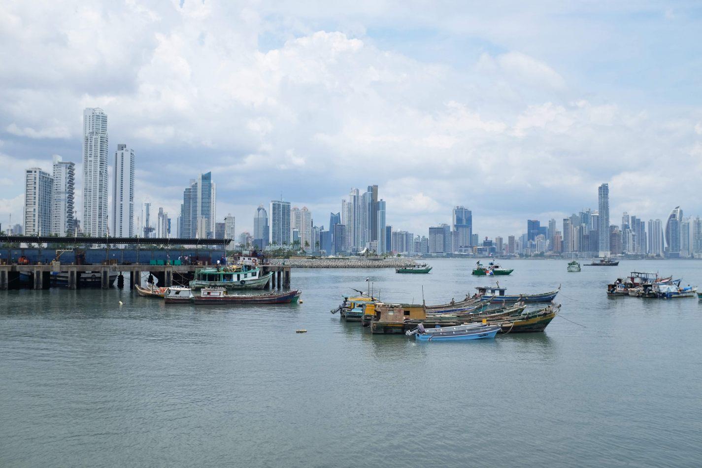 Hibiscus & Nomada : Panama - Panama City