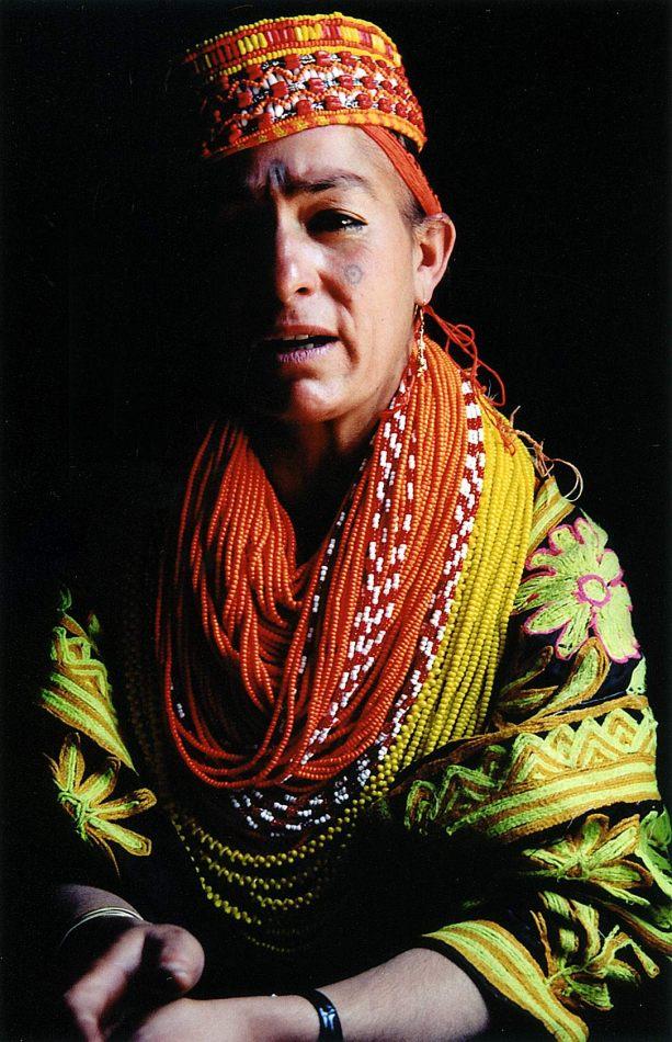 Anthony Ellis Photography: Zindabad - Kalash Mother