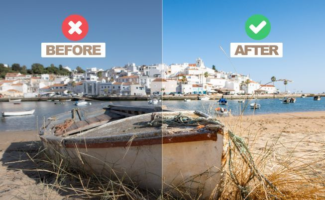 How To EDIT Travel Vacation Photos Complete  Free and EASY Tutorial