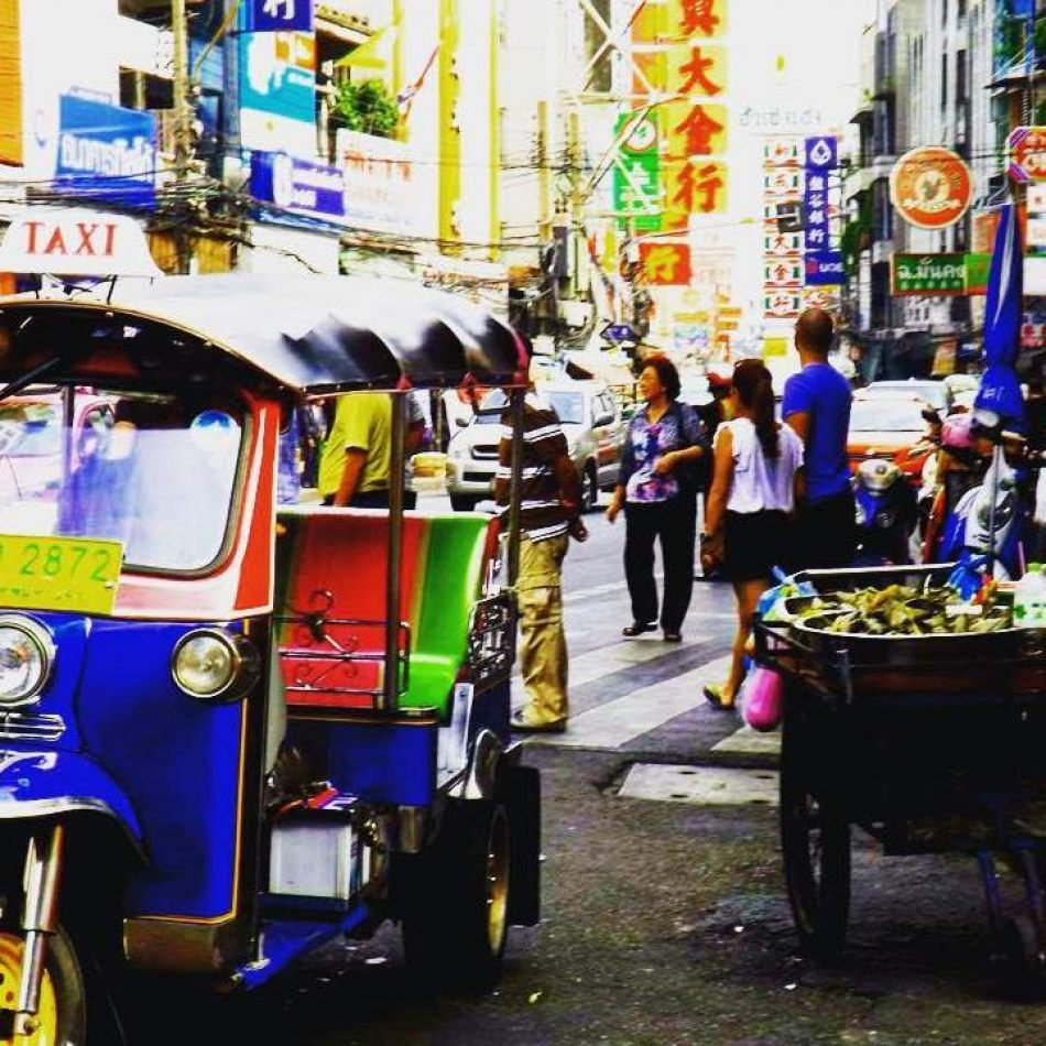 Hibiscus & Nomada : - - Chinatown, Bangkok