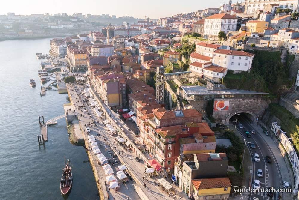 La Ribeira     Porto Portugal