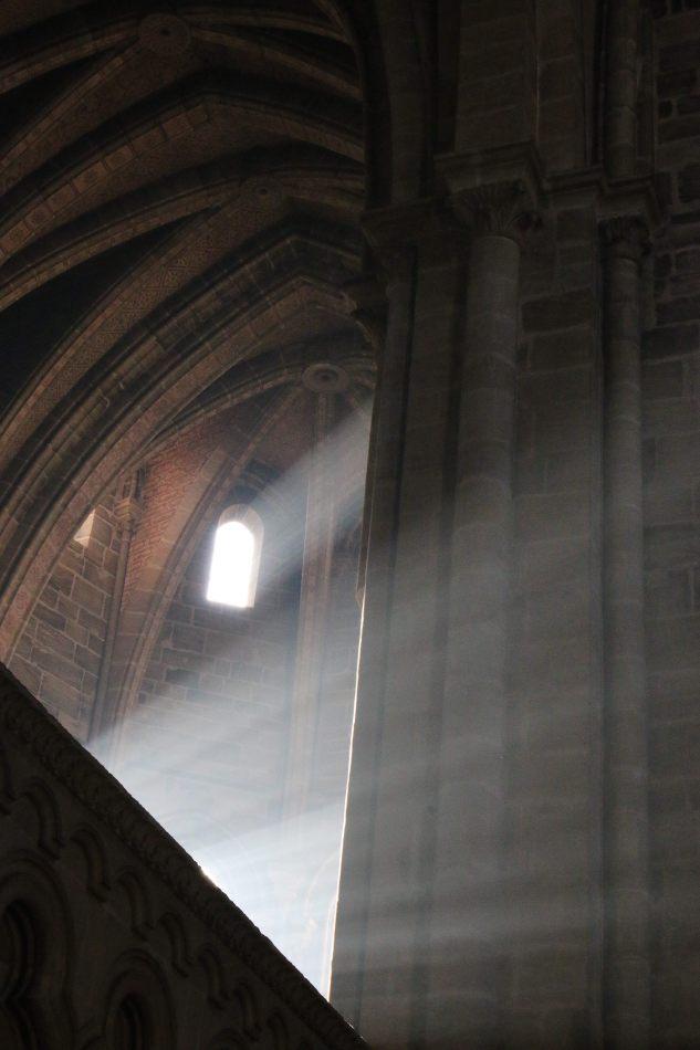 Anthony Ellis Photography: Das Ist - Light Shafts