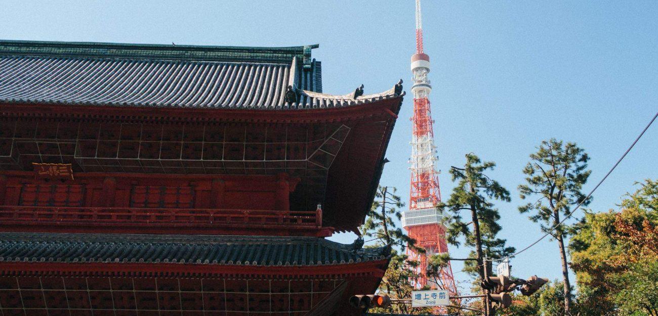 Tokio Von allem mehr als genug