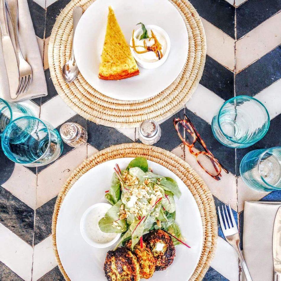Hibiscus & Nomada : Marrakech - Nomad Restaurant