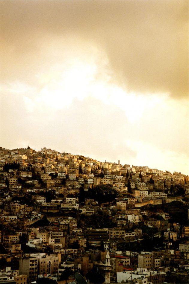 Anthony Ellis Photography: Noon Heat - Amman