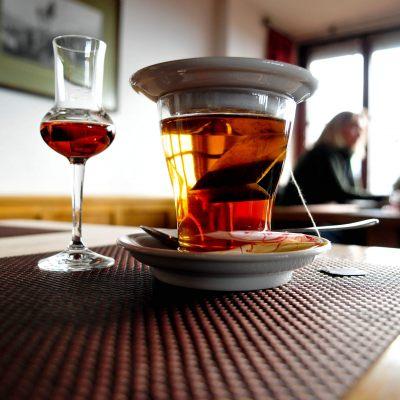 Tea Mit Rum